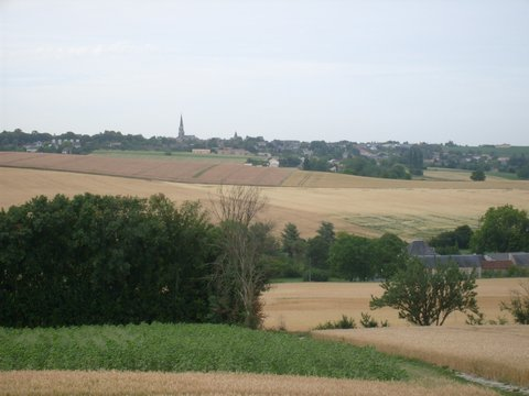 Panorama moulin chouppes